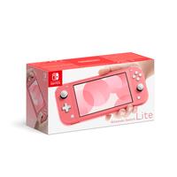 Nintendo Switch Lite  Консоль (кораллово-розовый)