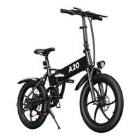 ADO Electric Bicycle A20 (черный) Электровелосипед