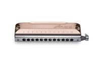 Tombo 2248PG MEW-01 Губная гармошка, розовое золото