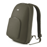 Cozi Urban Travel Backpack Canvas-Ivy Green