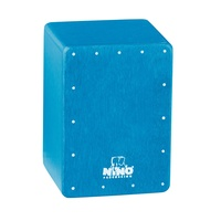 Nino Percussion NINO955B Шейкер-кахон, синий