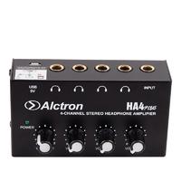 Alctron HA4PLUS Усилитель для наушников, 4 канала
