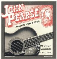 John Pearse 570C (11-52) Cтруны для акустической гитары
