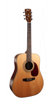 Cort EARTH70-OP Earth Series Акустическая гитара, цвет натуральный