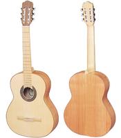 Hora SS200 Eco Cherry Классическая гитара. Верхняя дека - массив ели, нижняя дека -вишня, гриф - клен
