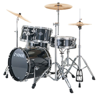 Sonor 17206010 SFX 11 Combo Set WM NC 11229 Smart Force Xtend Барабанная установка, черная