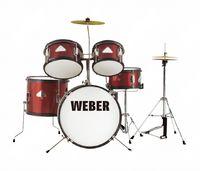 Weber BabyKit Light Детская ударная установка