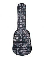"""Lutner MLDG-23 Чехол мягкий для акустической гитары дредноут 4/4, рисунок """"звёзды"""""""