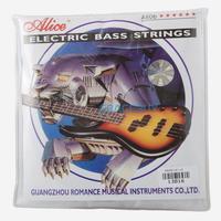 Alice A606(4)-M Комплект струн для 4-струнной бас-гитары.