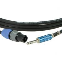 Klotz SC3-SP02SW SC3 Кабель акустический SpeakON-6.35мм, 2м