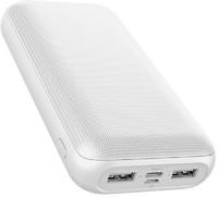 GOLF G54-C/ POWERBANK 20000 MAH+MICRO USB, TYPE-C/OUT TYPE-C 2.1A, USB 1 А, WHITE АККУМУЛЯТОР