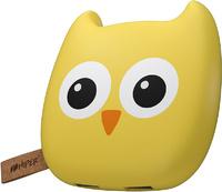 HIPER ZOO OWL Li-Ion 1000mAh 2.4A+1,5A 2xUSB желтый