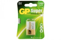GP GP1604A-5CR1 Элемент питания «Крона» алкалиновый