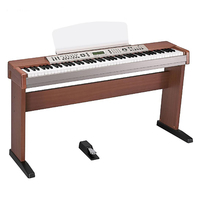 Orla 438PIA0262 Stage Ensemble Цифровое пианино, цвет вишня, со стойкой SP1