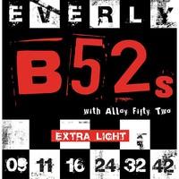 EVERLY SET 9209 Комплект струн для электрогитары