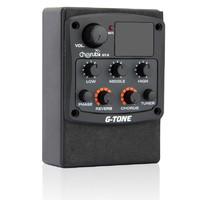 Cherub GT-5 Гитарный эквалайзер цифровой 3-х полосный с тюнером, эффектами хорус и реверберации