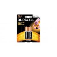DURACELL LR6 BASIC Батарейка тип AA уп 2 шт