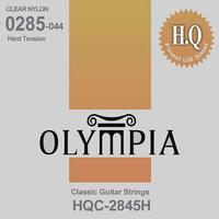 OLYMPIA HQC 2845H HARD TENSION 28-45, струны для классической гитары, сильного натяжения