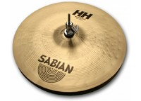 SABIAN 14`` HH MEDIUM HATS BRILLIANT