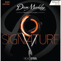 Dean Markley DM2503 Signature Regular Комплект струн для электрогитары, никелированные, 10-46