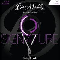 Dean Markley DM2504 Signature LTHB Комплект струн для электрогитары, никелированные, 10-52