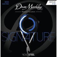 Dean Markley DM2505 Signature Medium Комплект струн для электрогитары, никелированные, 11-52