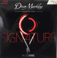 Dean Markley DM2508 Signature Cust LT Комплект струн для электрогитары, никелированные, 9-46