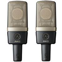 AKG C314 MATCHED PAIR Подобранная пара микрофонов