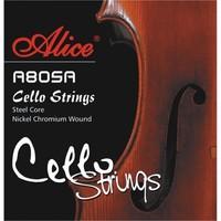 Alice A805A Комплект струн для виолончели, никель