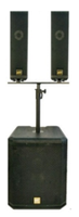 MCF 2.1 (SPF-1501(600) + F-403J) Активный акустический комплект