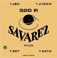 SAVAREZ 520R Nylon Normal Tension струны для классической гитары