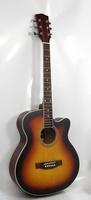 Foix FFG-1040SB Акустическая гитара, санберст, с вырезом