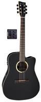 VGS B-10CE Satin Black гитара электроакустическая