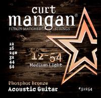 CURT MANGAN 12-53 PhosPhor Bronze Traditional Light струны для акустической гитары