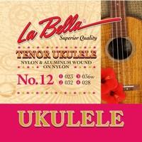 La Bella 25-BARITONE Комплект струн для укулеле баритон