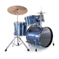 Sonor 17200008 SMF 11 Combo Set WM 13004 Smart Force Барабанная установка, синяя