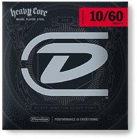 Dunlop DHCN1060-6 Heavy Core Комплект струн для электрогитары, никелированные, 10-60
