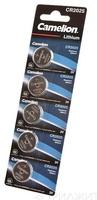 Camelion CR2025/5BL Lithium Батарейка
