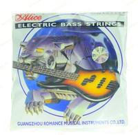 Alice A606(6)-M Комплект струн для 6-струнной бас-гитары, никель, 32-130