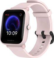 """AMAZFIT Bip U Pro A2008, 1.43"""", Смарт-часы, розовый / розовый"""