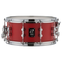 Sonor 16110038 SQ1 1465 SDW 17338 Малый барабан 14'' x 6,5'', красный