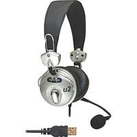 CAD U2 USB стерео-наушники с микрофоном
