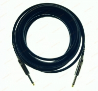 "SHNOOR IC124-JMeJMe-7,5m Инструментальный кабель с разъёмами 1/4"" TS Jack (моно) длина 7,5 м"