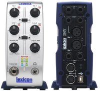 Lexicon Lambda настольный интерфейс звукозаписи с MIDI-портом