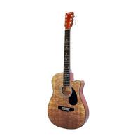 HOMAGE LF-3800CT-N Фольковая гитара вырез