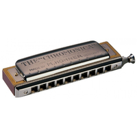Hohner M26001 Chromonica 40 C-major Губная гармошка