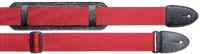 STAGG SN5 RED - плетеный нейлоновый ремень для гитары, длина 82-141 см, красного цвета