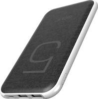 GOLF G24/ POWERBANK 5000 MAH + MICRO USB, LIGHTING /OUT USB 1 А, 2.1A/ BLACK АККУМУЛЯТОР