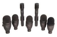 Alpha Audio Mic Drumbox 7 - комплект микрофонов для подзвучки ударной установки