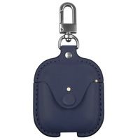Cozistyle CLCPO002 Leather Case for AirPods - Dark Blue Сумка